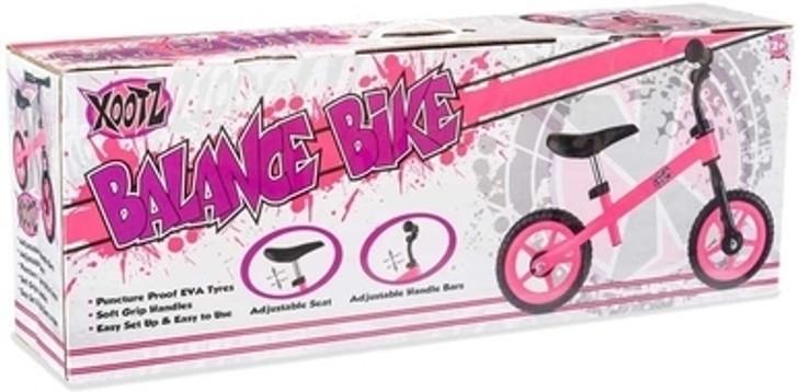 Xootz Balance Bike  Pink
