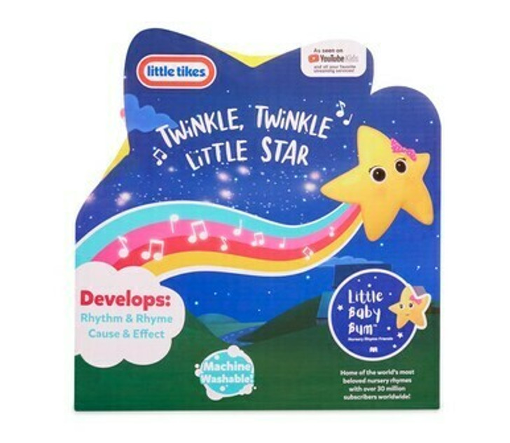 Little Baby Bum Twinkle the Star Plush