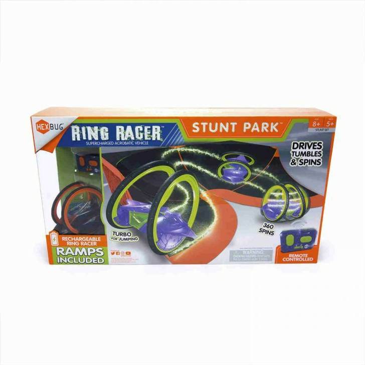 Hexbug Ring Racer - Stunt Set