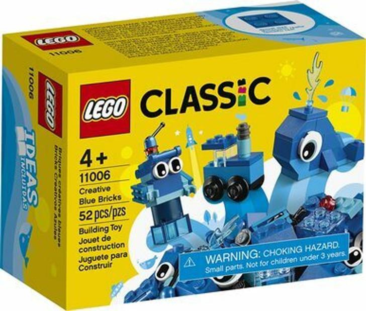 Creative Blue Bricks V29