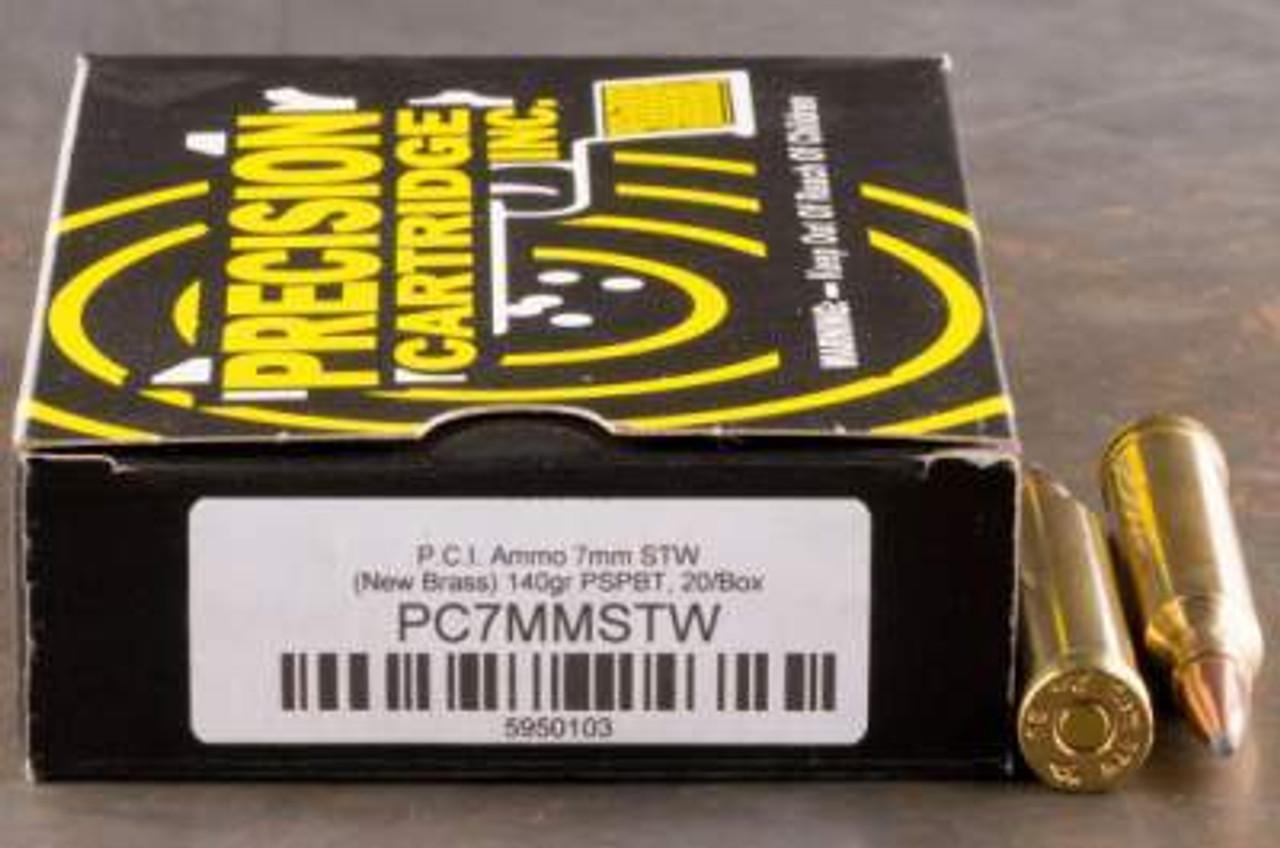 7mm STW Ammo