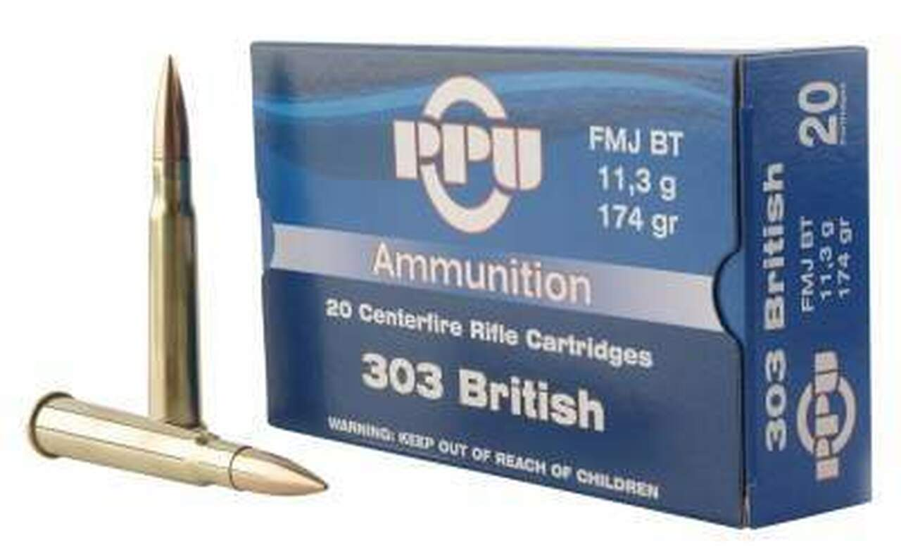 303 British Ammo