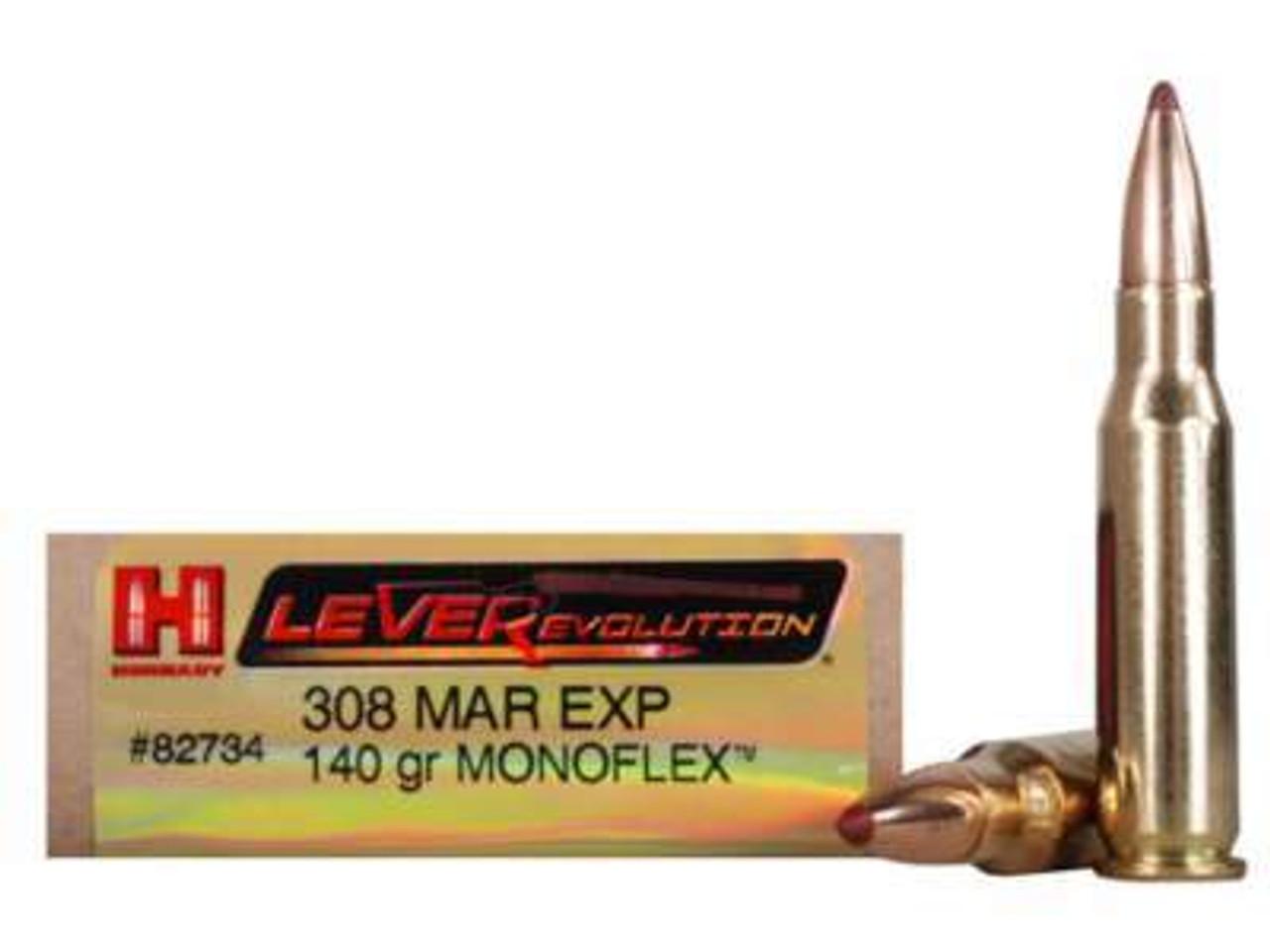 308 Marlin Express Ammo