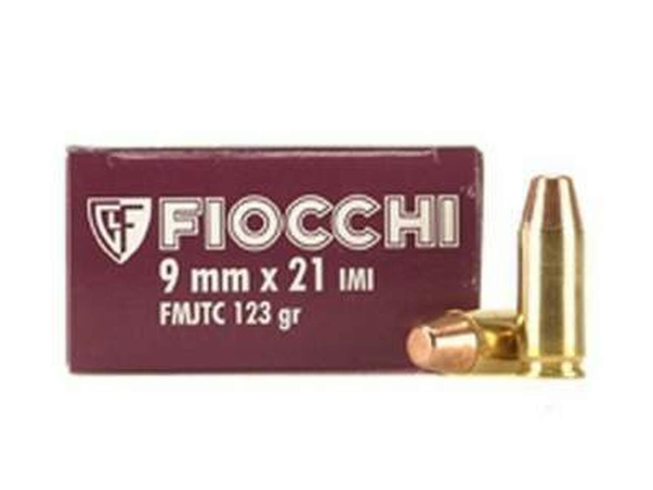 9x21mm Ammo