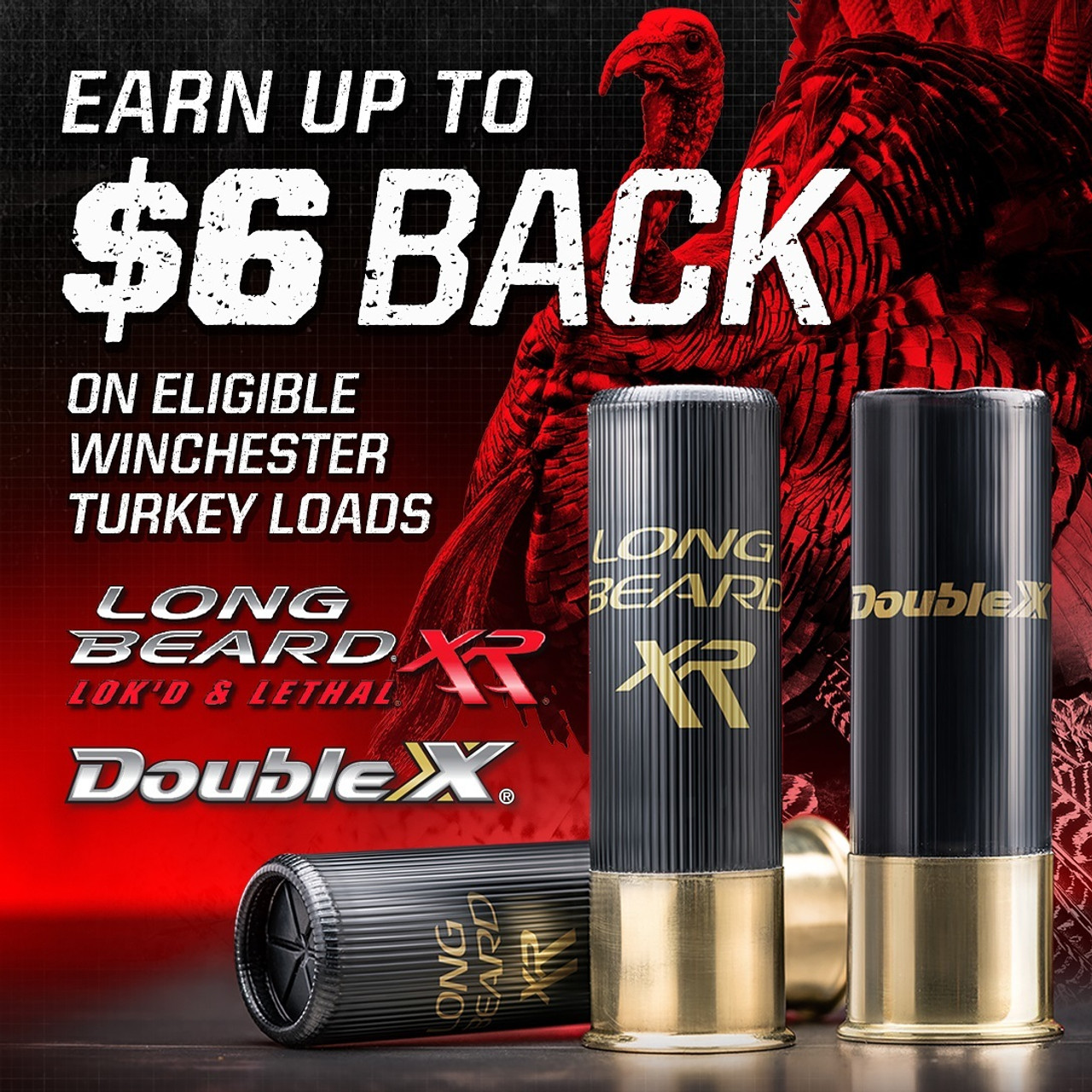 Winchester Spring Turkey Rebate
