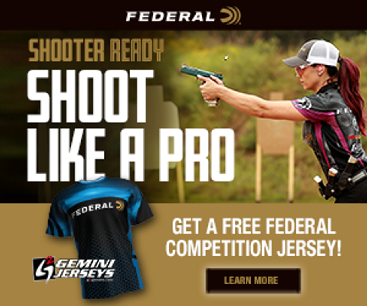 Federal Shoot Like A Pro Rebate
