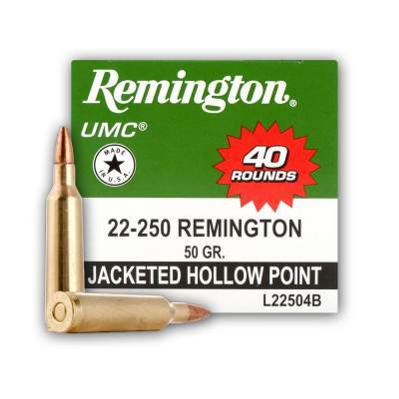 22-250 Ammo