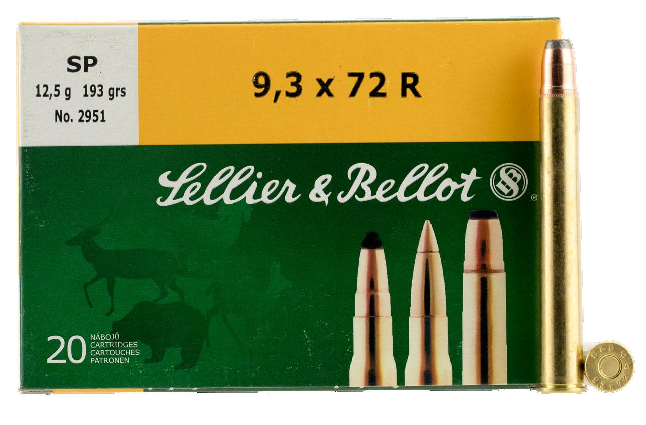 9.3x72R Ammo