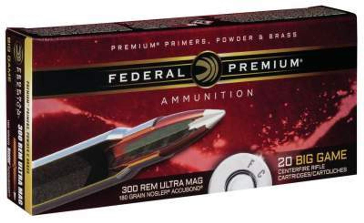 300 RUM Ammo