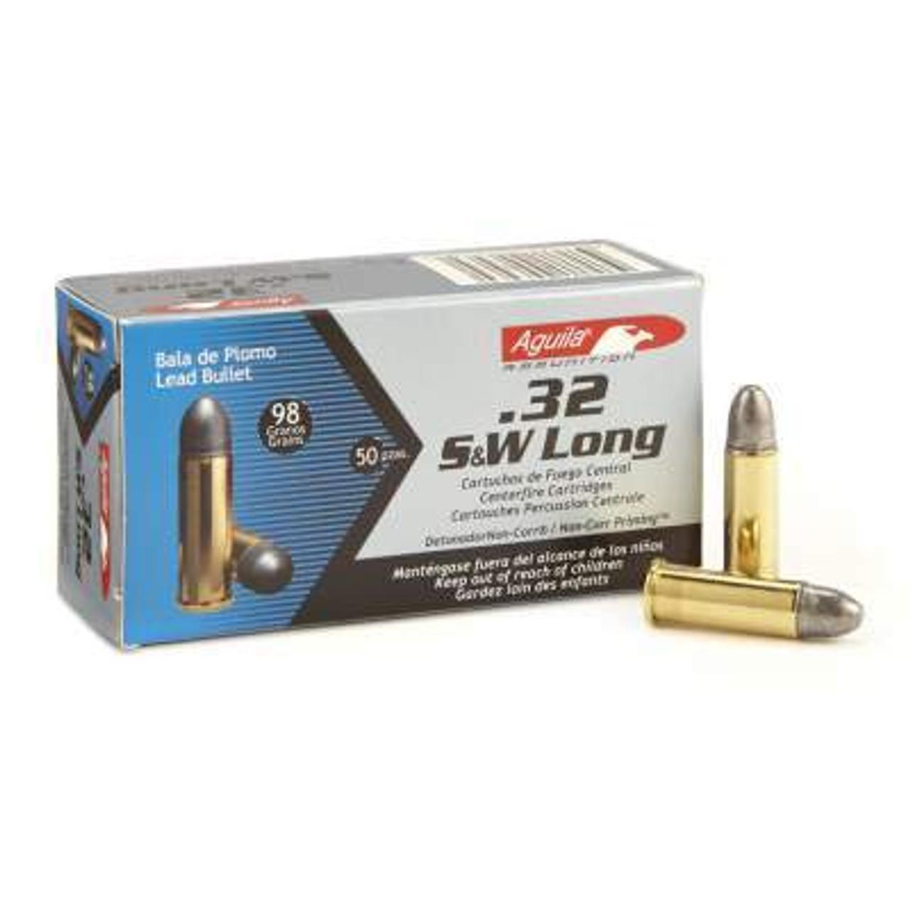 32 S&W Long Ammo