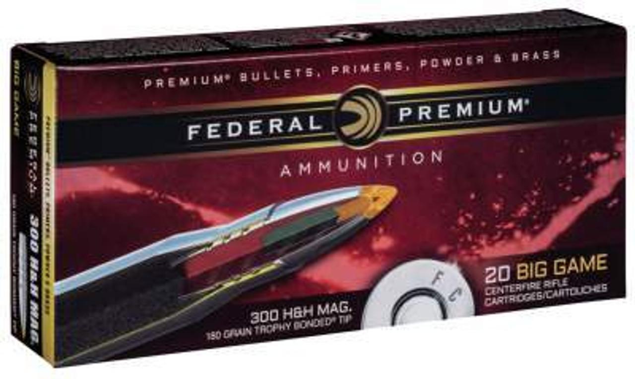 300 H&H Ammo