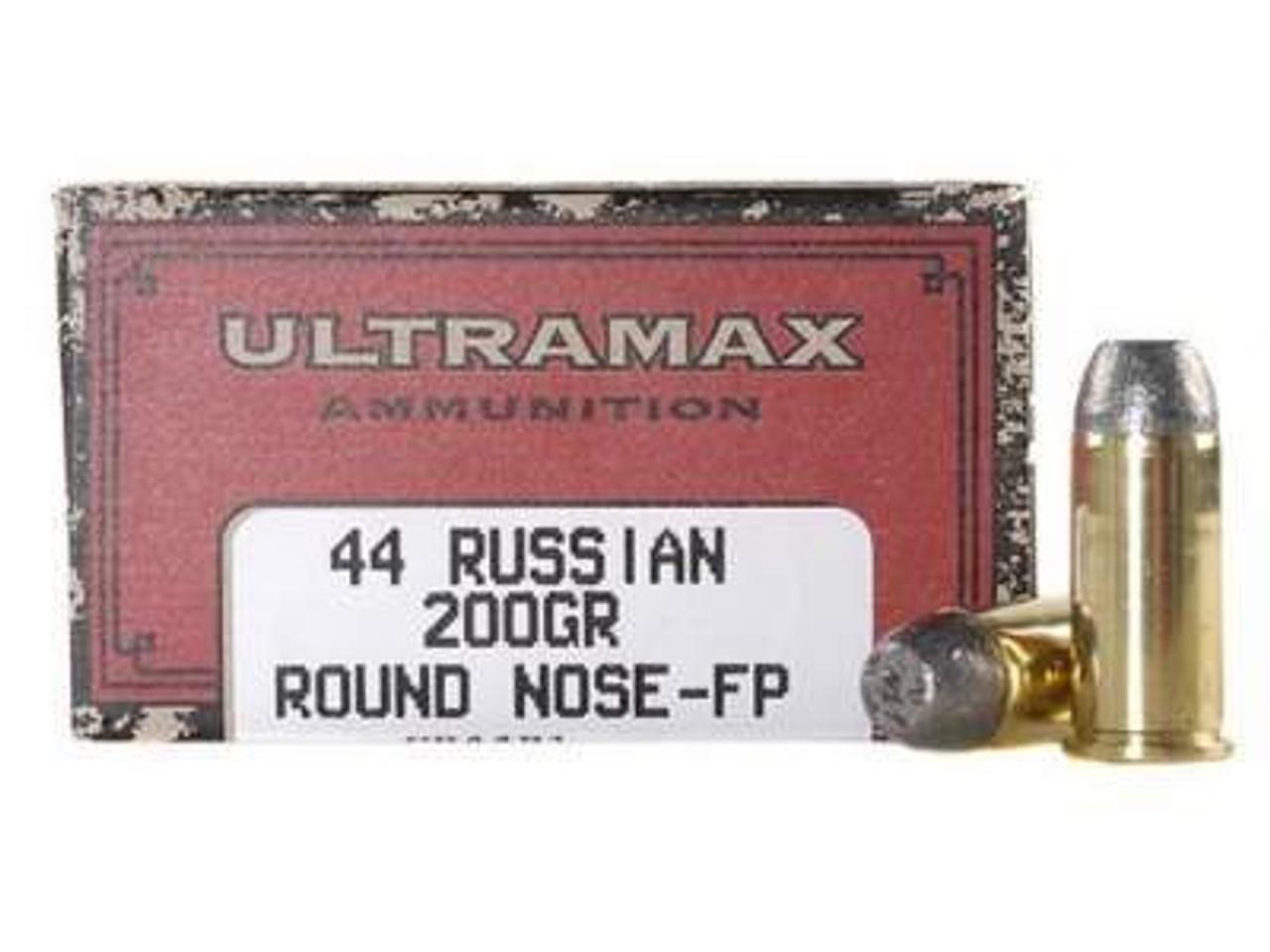 44 S&W Russian Ammo