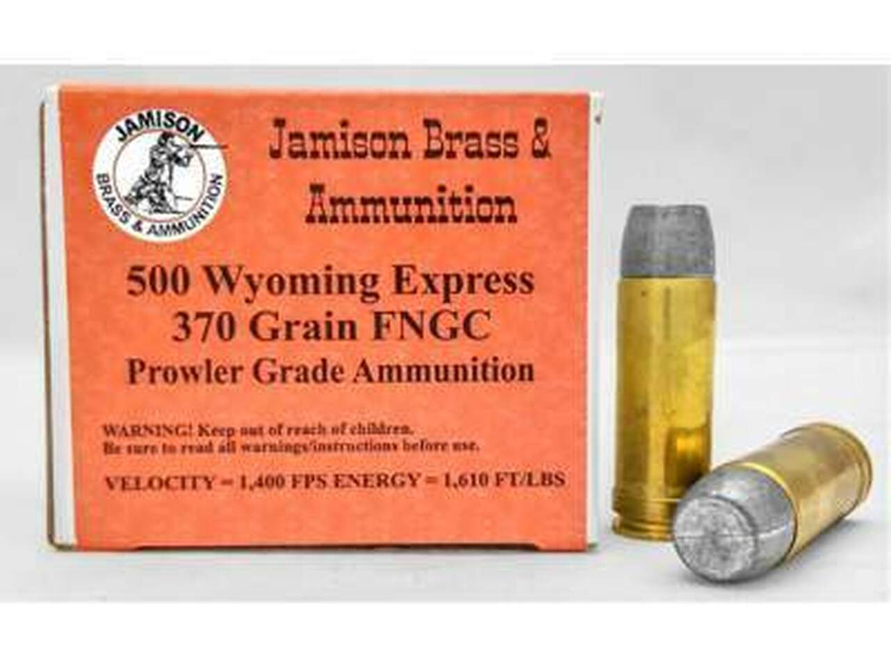 500 Wyoming Express Ammo