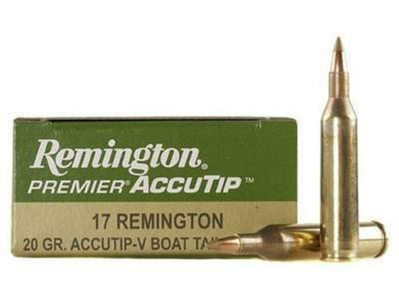 17 Remington Ammo