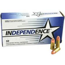 Glaser Corbon 9mm +P Ammunition 100 Grain Pow'r Ball 20 rounds