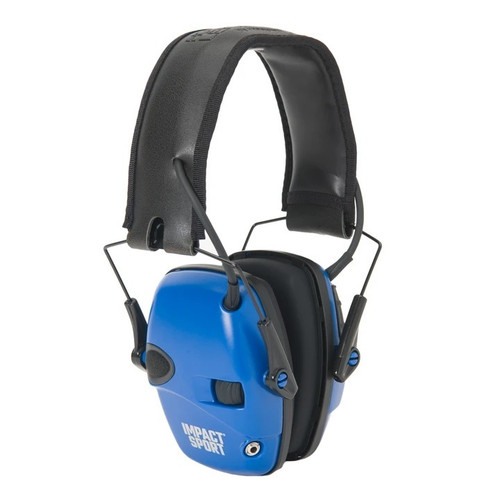 Howard Leight Impact Sport Shooters Electronic Earmuff R-02529 22 NRR