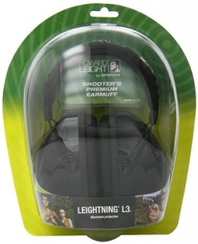 Howard Leight Shooters Premium Earmuff Leightning L3 R-03318 30 NRR