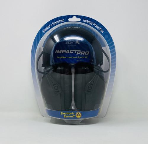 Howard Leight Impact Pro Amplifying Electronic Earmuff R-01902 30 NRR