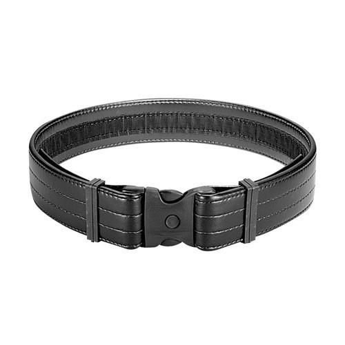 "Uncle Mike's Heavy Duty Belt Mirage Plain UMIK70771 Medium 32"" to 36"" Black"
