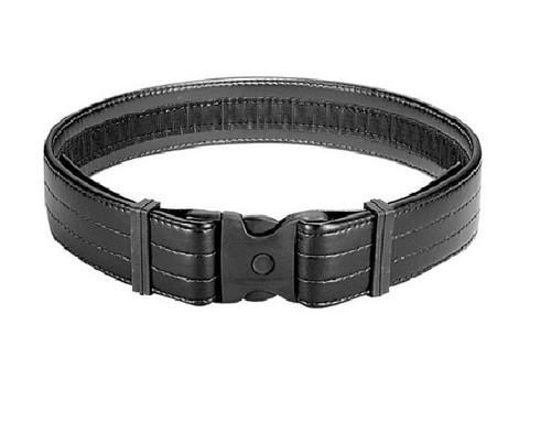 "Uncle Mike's Heavy Duty Belt Mirage Plain UMIK70781 Large 38"" to 42"" Black"