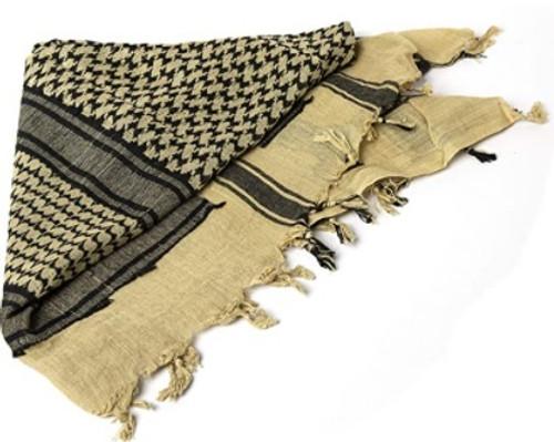 Blackhawk Shemagh BH330005CT Coyote Tan/Black