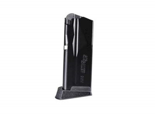 Sig Sauer 9mm Magazine 10 Rounder with finger extension MAG365910X (Black)