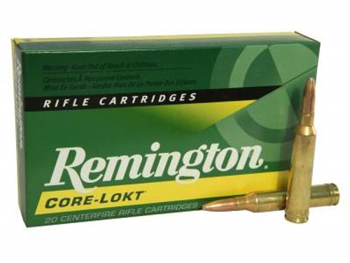 Remington 7mm Rem Mag Core-Lokt R7MM3 175 gr PSP 20 rounds