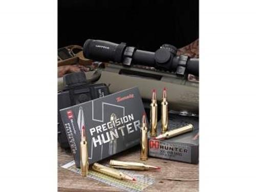 Hornady 270 WSM Ammunition Precision Hunter 80558 145 Grain ELD-X 20 Rounds
