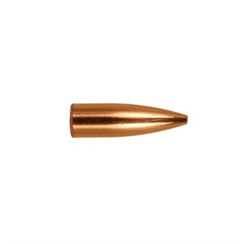 Berger 22 Caliber (.224 Dia) Reloading Bullets Target 22408 52 Grain Hollow Point Flat Base 100 Pieces