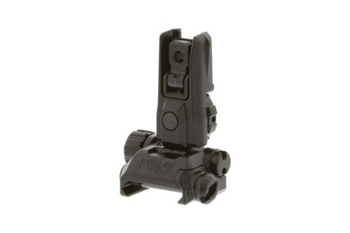 MagPul AR-15 MBUS Pro LR Adjustable Rear Sight MAG275 (Black)