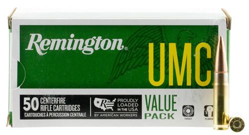 Remington 300 AAC Blackout L300AAC4V 220 Grain Open Tip Flat Base 50 rounds