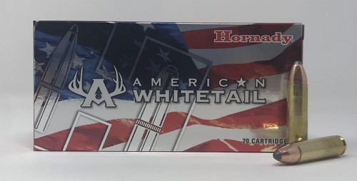 Hornady 450 Bushmaster Ammunition 82242 American Whitetail 245 Grain Soft Point 20 Rounds