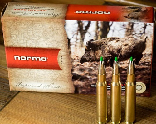Norma 7mm Weatherby Mag Ammunition 20171232 160 Grain Tip Strike Ballistic Tip 20 Rounds