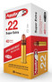 Aguila 22LR Ammunition SuperExtra 1B222328 High Velocity 40 Grain Copper Plated Round Nose 50 Rounds