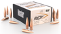 Nosler 30 Caliber (.308 Dia) Reloading Bullets Ultra-High BC 53170 175 Grain Hollow Point Boat Tail 100 Pieces