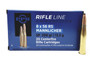 Prvi PPU 8x56mm Rimmed Hungarian (RS Manlicher) Ammunition PP856S 208 Grain Soft Point 20 Rounds