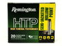 Remington 357 Mag Ammunition HTP High Terminal Performance RTP357M10A 180 Grain Semi-Jacketed Hollow Point 20 Rounds