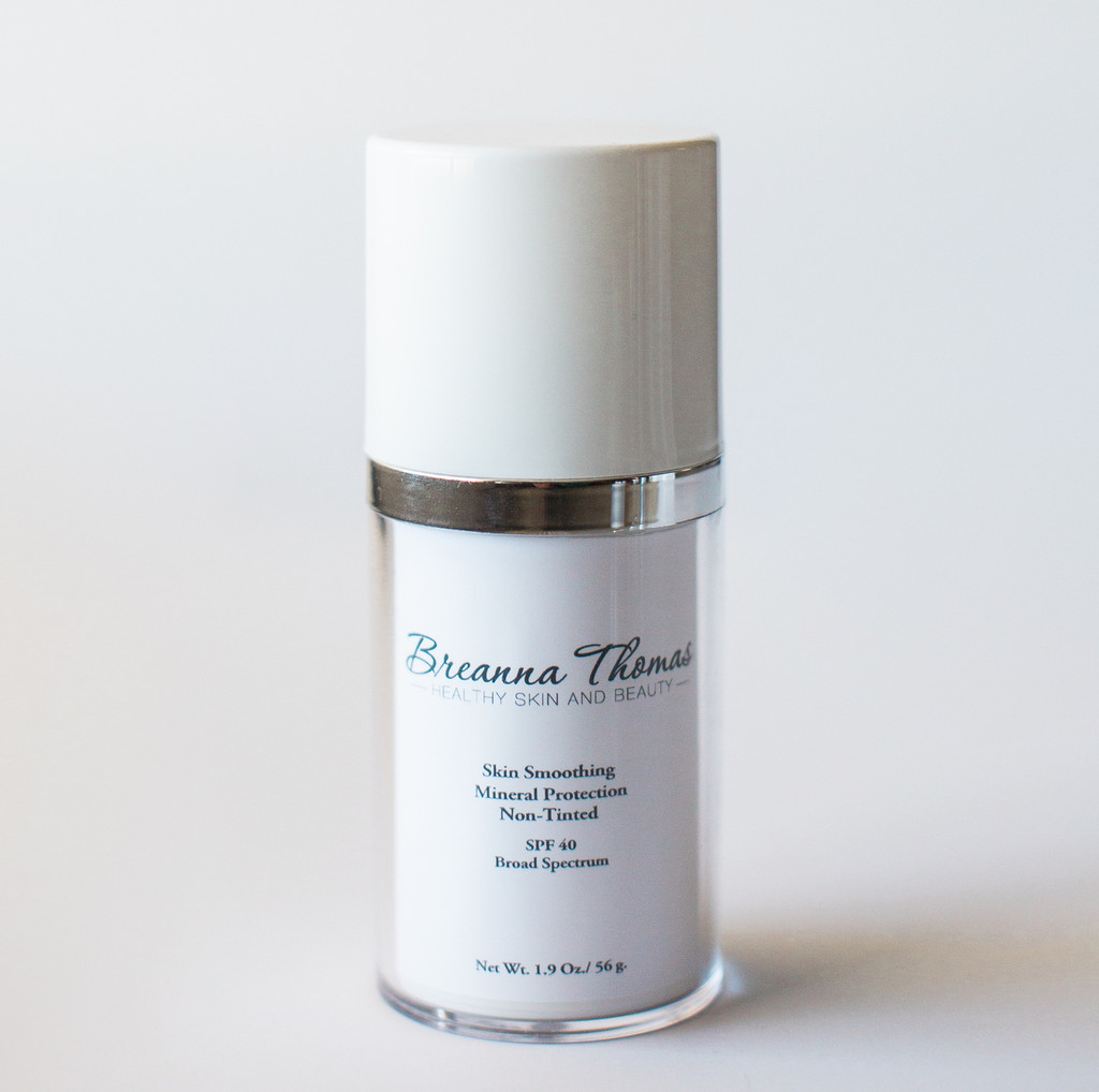 Skin Smoothing Mineral Protection SPF 40