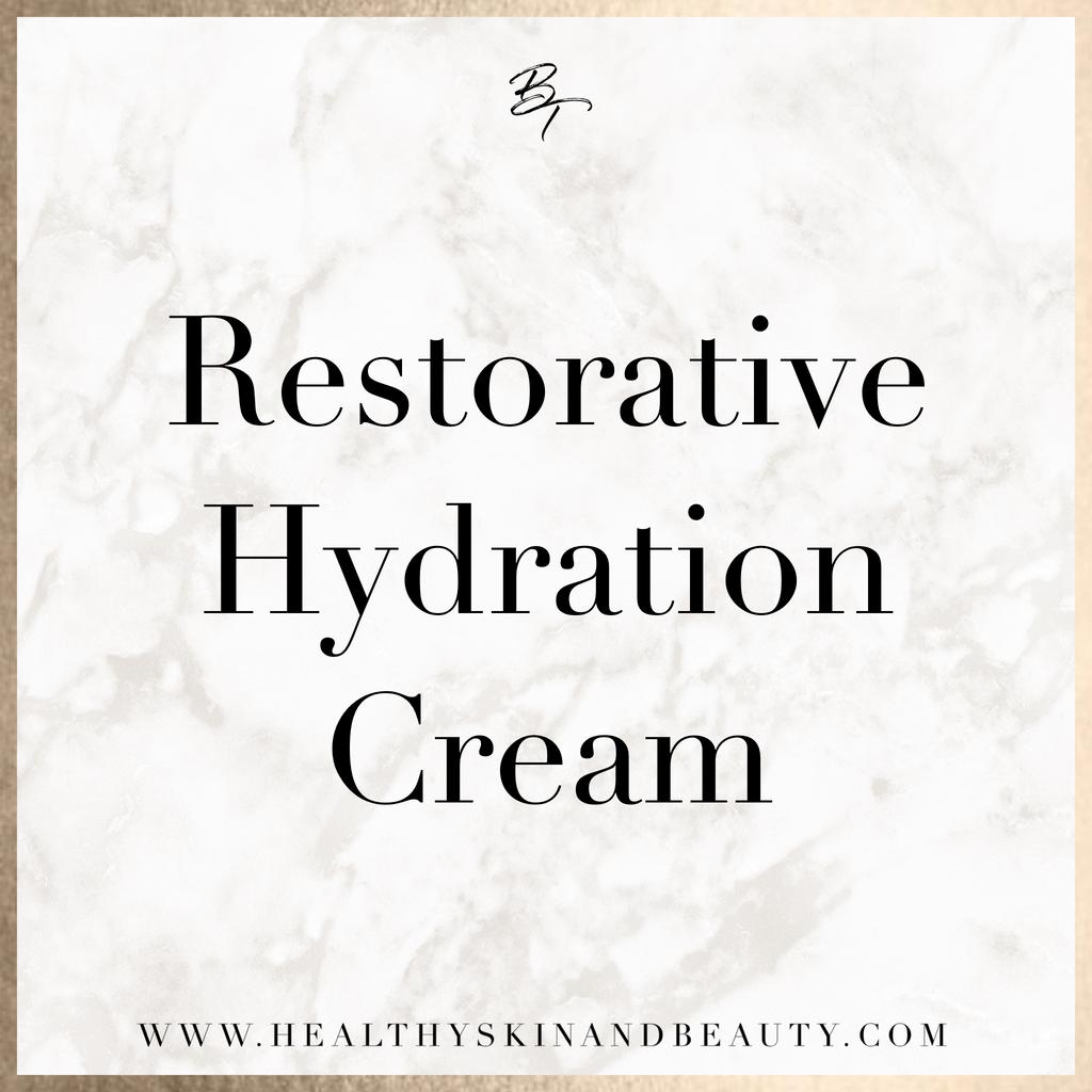 Restorative Hydration Cream