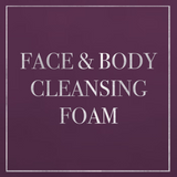 Face & Body Cleansing Foam