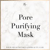 pore purifying mask