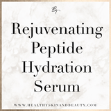 Rejuvenating Peptide Hydration Serum