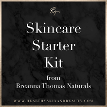 Skincare Starter Kit with Free Healthy Skin & Beauty Online Course
