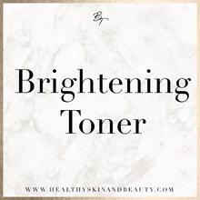 Brightening Toner