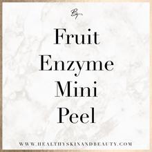 Fruit Enzyme Mini Peel