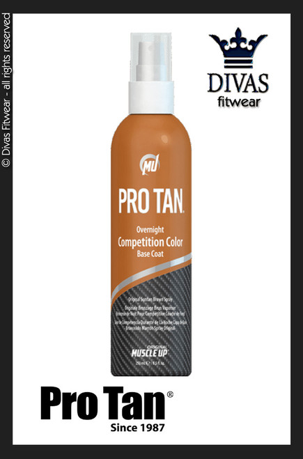 Pro Tan Overnight Competition Base Coat - 250ml