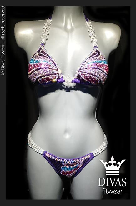 Bikini Division  'Butterfly'