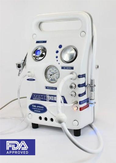 Image Derm - Diamond Microdermabrasion Machine System