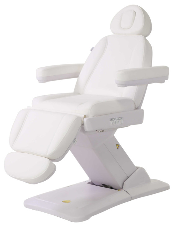 SPA SOURCE - ELEGANTE - Electric Medical Spa Treatment Table (Facial Bed / Exam Chair)