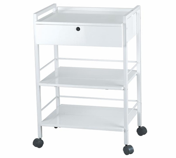 TL-800 MT-SF1019A Beauty Trolley Cart Medical Equipment Spa Source Silverfox  Silver Fox 1019A Cabinet Drawer - full picture